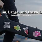 Introducing Medium, Large, and Extra-Large Sticker Sizes by Redbubble Community  Team