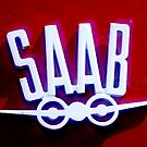 Boys being boys. SAAB. 96. Cars.  made in Brown Sugar. Views (19) thanks ! by © Andrzej Goszcz,M.D. Ph.D