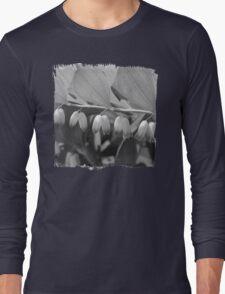 White Bells Flower Long Sleeve T-Shirt