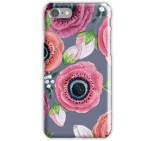 Eternal Flower Child by MAGENTA ROSE iPhone Case/Skin