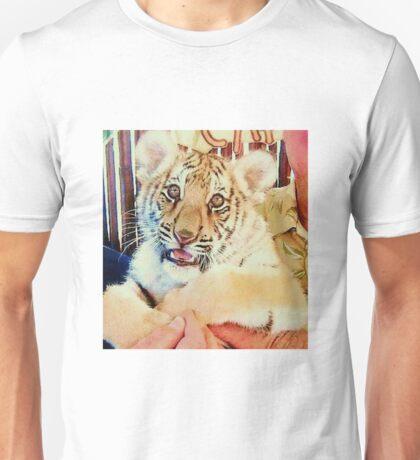 OLA THE TIGER CUB-CABO Unisex T-Shirt