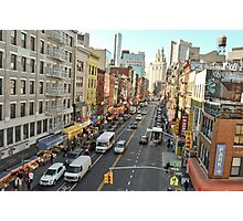 Chinatown Photographic Print