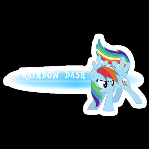 Rainbow Dash by Swirlz