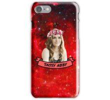 Sassy Abby iPhone Case/Skin