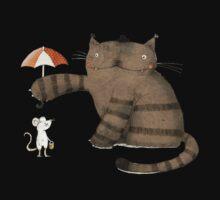 Umbrella One Piece - Short Sleeve