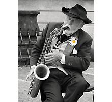 Sax appeal Photographic Print