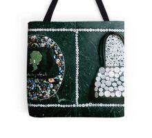 I love my handbags. Tote Bag