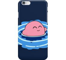 Swimming for joy iPhone Case/Skin