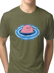 Swimming for joy Tri-blend T-Shirt