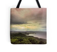 Forster Sunset Rainbow Tote Bag