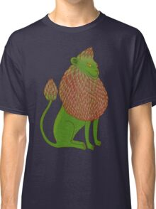 Asparagus Lion, King of the Vegetables Classic T-Shirt