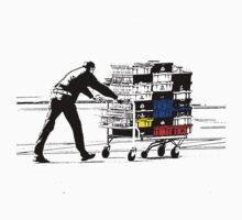 Trolley-Man by Stuarty