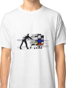Trolley-Man Classic T-Shirt