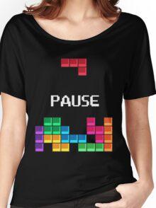 Tetris!!!! Women's Relaxed Fit T-Shirt