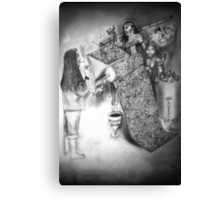 The Slaughter Canvas Print