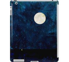 Sail To The Moon iPad Case/Skin