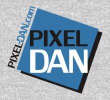 Pixel Dan Logo One Piece - Long Sleeve