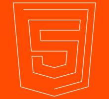 HTML5 Logo by abinning