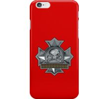 Battlefield medal iPhone Case/Skin