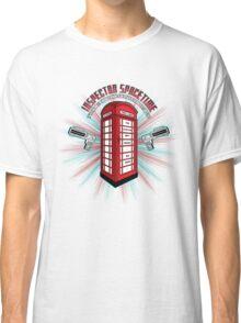 Inspector Spacetime v.2 Classic T-Shirt