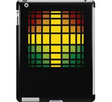 Yellow Colour Chart iPad Case/Skin