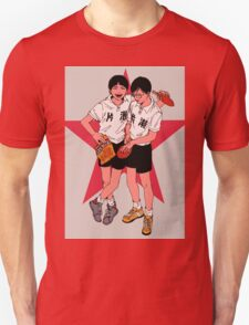 Ping Pong the animation Unisex T-Shirt