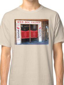 THE RED DOG SALOON JUNEAU ALASKA Classic T-Shirt
