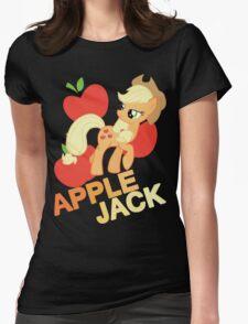 Applejack Womens Fitted T-Shirt