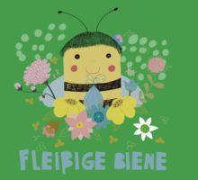 Fleißige Biene Kids Tee