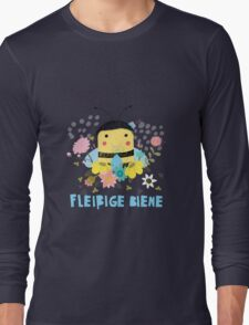 Fleißige Biene Long Sleeve T-Shirt