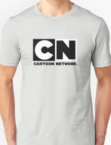 Cartoon Network Design T-Shirt