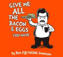 Ron Swanson VS Dr. Seuss