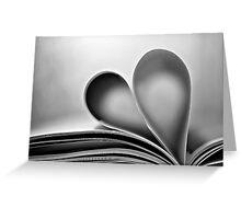 My foolish heart... 2 Greeting Card