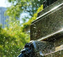 Montefiore Memorial Fountain by Ross Campbell
