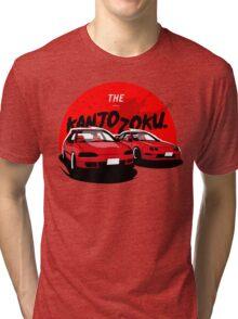 The Kanjozoku - Honda Civic/Integra Tri-blend T-Shirt
