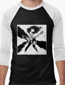 wild music Men's Baseball ¾ T-Shirt
