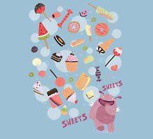 Sweets for Monsters Unisex T-Shirt