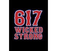 617 Wicked Strong Photographic Print