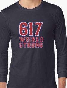 617 Wicked Strong Long Sleeve T-Shirt
