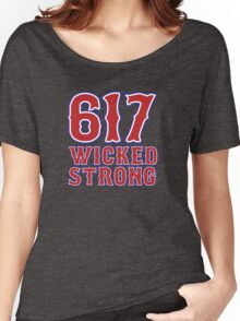 617 Wicked Strong Women's Relaxed Fit T-Shirt