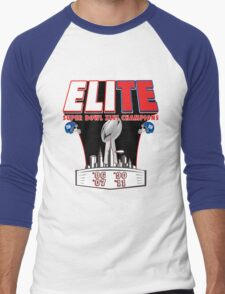 ELITE CHAMPIONSHIP EDITION!!! Men's Baseball ¾ T-Shirt