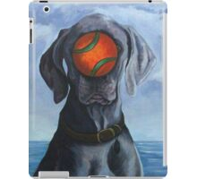 DOG OF MAN iPad Case/Skin