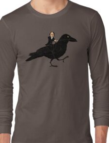 Poe and Raven Long Sleeve T-Shirt