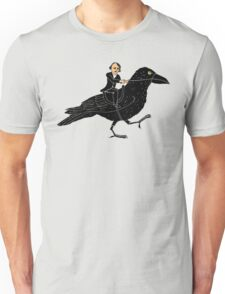 Poe and Raven Unisex T-Shirt