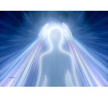Healing Rays Photographic Print