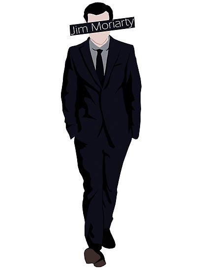 Moriarty by drawingdream