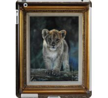 NOTHING IS AS PRETTY AS THIS LITTLE LION KITTY iPad Case/Skin