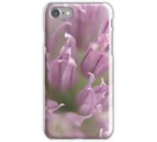 Purple Chive iPhone Case/Skin