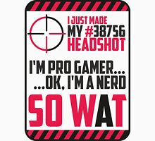 Headshot Unisex T-Shirt