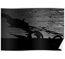 Circling Shadows .. Poster